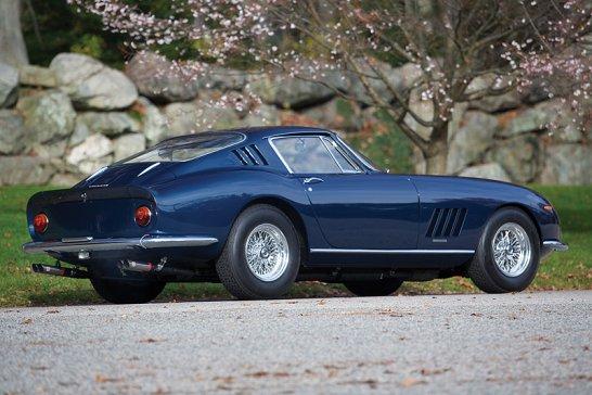 Ferrari 275 GTB/4: Rennsport für die Straße