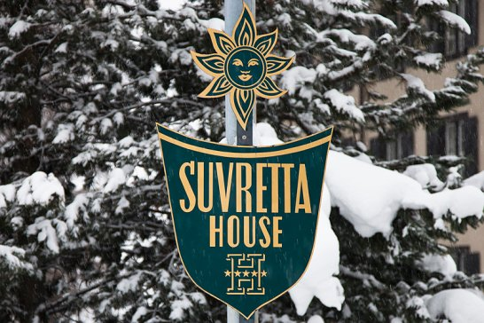 Suvretta House St. Moritz: 100 Jahre alpines Refugium