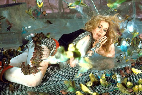 Barbarella: Classic 1960s science fiction fantasy