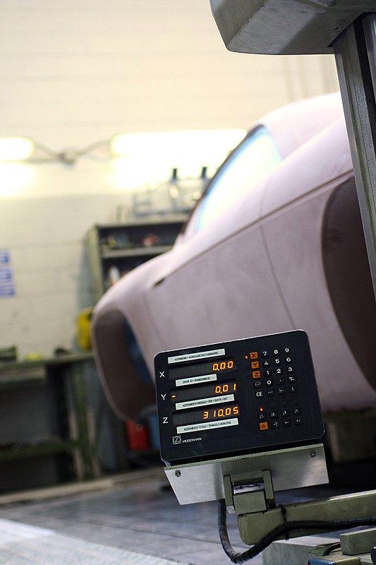 Die neue Carrozzeria Touring Disco Volante entsteht (2)