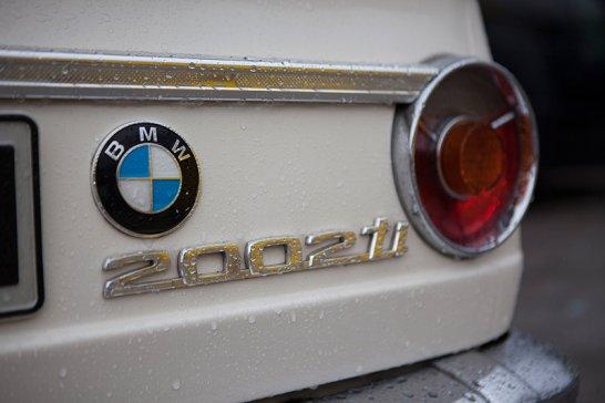 BMW 2002ti Rally: Whiplash mountain