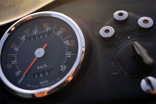 Ducati 750 SS: Bella Figura