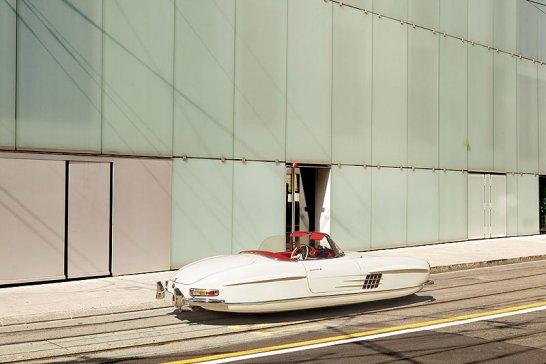 Air Drive: Die schwebenden Klassiker von Renaud Marion