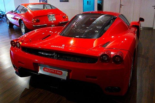 Ferrari Supercars: The Prancing Horse gets hyper