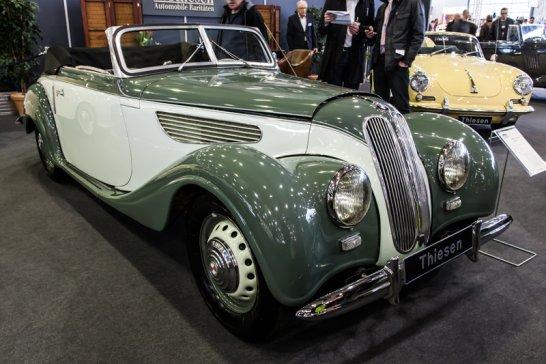 Bremen Classic Motorshow 2013: Sehleute in Kauflaune