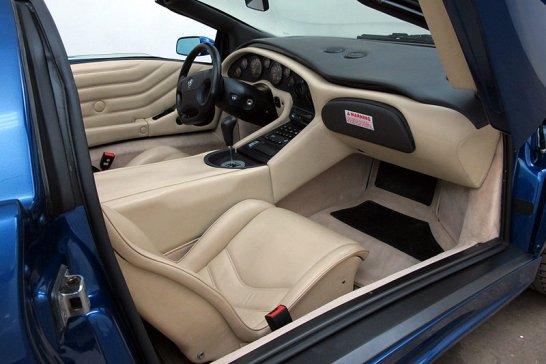 Lamborghini Diablo Roadster: The Devil goes Strada