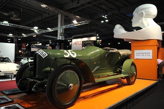 Rétromobile 2013: Rückblick auf Paris