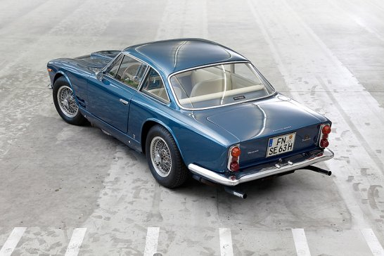Maserati Sebring: A declaration of love