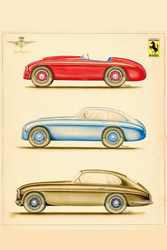 Design Masters: Carlo Felice Bianchi 'CiCi' Anderloni