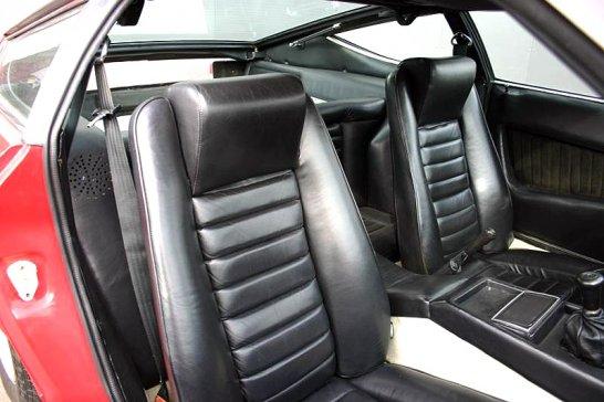Maserati Khamsin: Love-child of a French-Italian affair