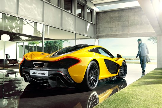 Hypercar Showdown: LaFerrari vs. McLaren P1