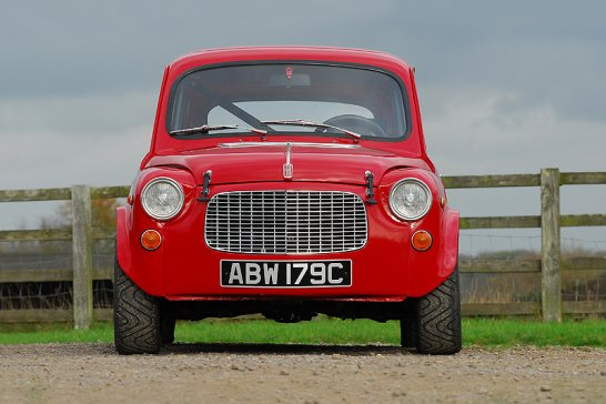 Tornado Fiat 600GT: Stormchasing with Colin Chapman