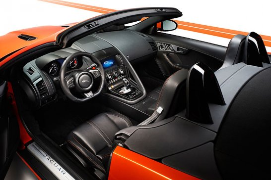 Möchten Sie den neuen Jaguar F-Type vor allen anderen fahren?
