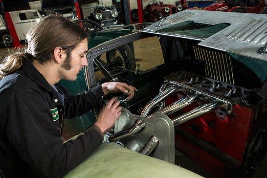 Ecurie Bertelli: Pre-War-Aston-Spezialist von Welt