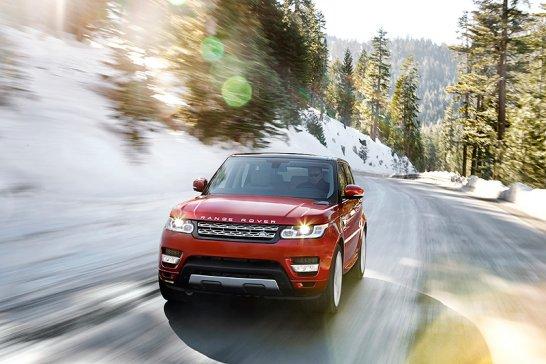 Der neue Range Rover Sport ist da