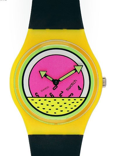 You Spin Me Round – How Swatch Saved the Swiss Watch Industry in the 80s