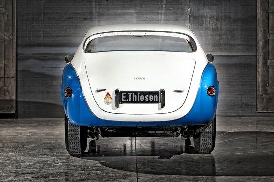 Ferrari 225 S Tuboscocca by Vignale: Zwischen Rennstrecke und Concoursrasen