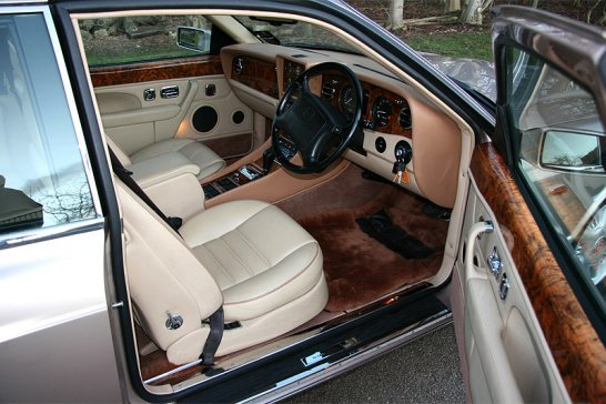 Continental Drift: A 'Grand Bentley' coupé 20 years on
