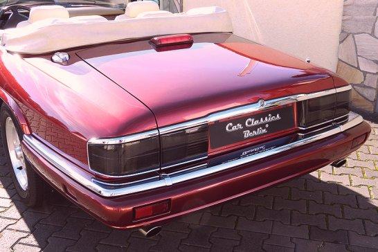Jaguar XJS Cabriolet: Wenn nicht jetzt, wann dann?
