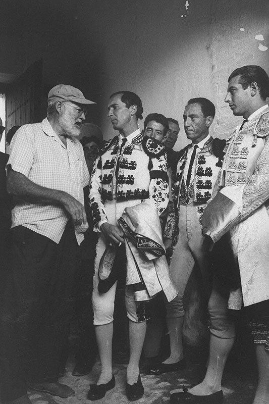 Fiesta! Ernest Hemingway's wild Pamplona