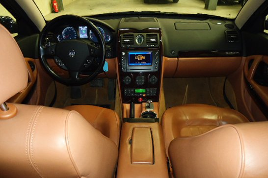 Maserati Quattroporte: Zylinder acht, Türen vier – sticht!
