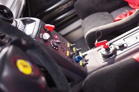 Prefer V12 Ferraris? RM Auctions at Villa d'Este 2013