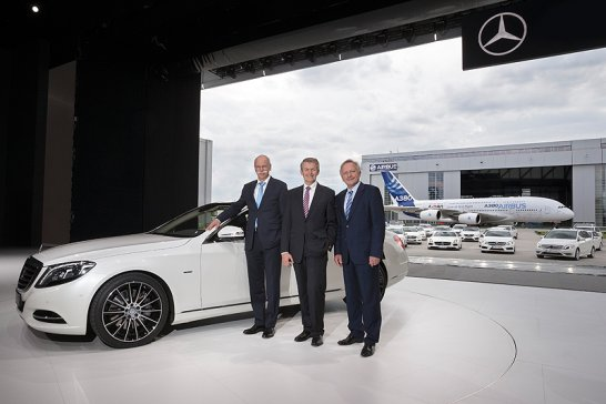 World Premiere: The smartest Mercedes S-Class of all time
