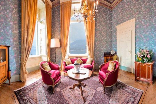 Villa Serbelloni: Die Traumverkäufer
