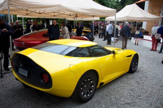 Visions at Villa d'Este: Die Concorso-Concepts