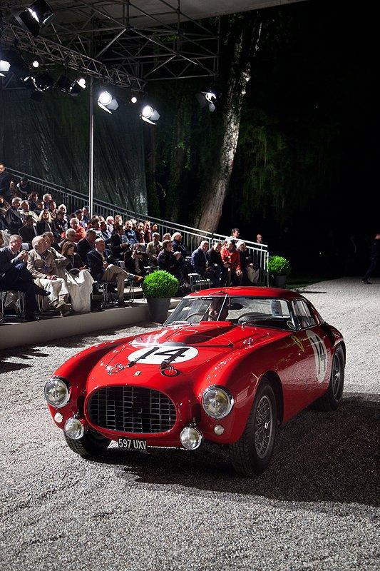 Ferrari 340/375 MM brings record price at RM's Villa Erba sale