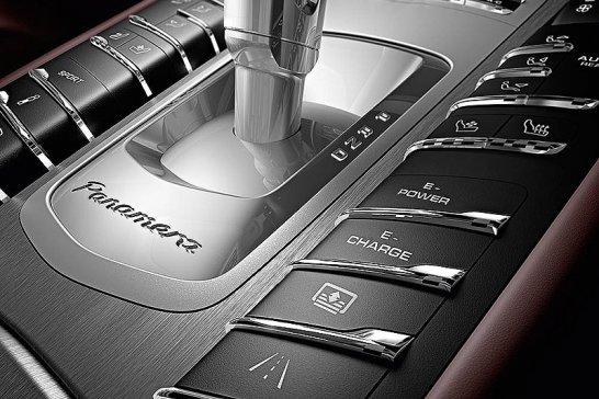 Porsche Panamera S E-Hybrid: Lange Leitung