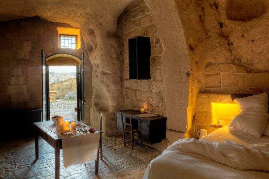 Le Grotte della Civita: Höhlenmensch für eine Nacht