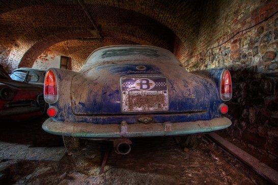 Langzeitparker: Das Schloss der vergessenen Alfas
