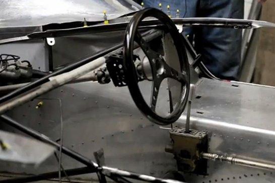 Work in Progress: Restoring the ex-Jackie Stewart Ferrari 330 P4