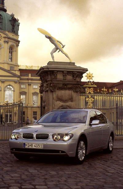 Bentley Arnage Red Label vs. BMW 7er