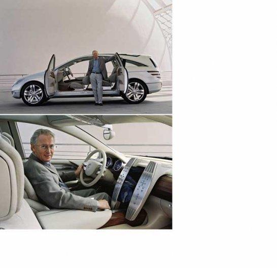 Mercedes-Benz GTS: Entwicklung beschlossen