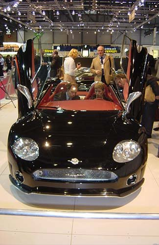 73. Automobil-Salon in Genf - 2003