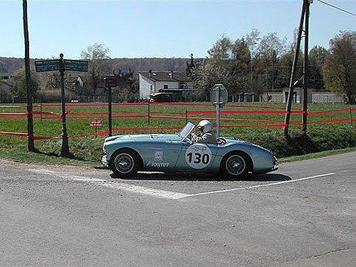2003 Tour de France Auto summary - Day Two