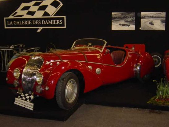 2004 Rétromobile – picture gallery