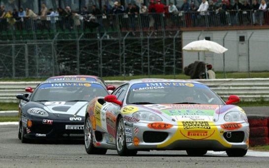 Ferrari Challenge - Autodromo Santa Monica di Misano Adriatico