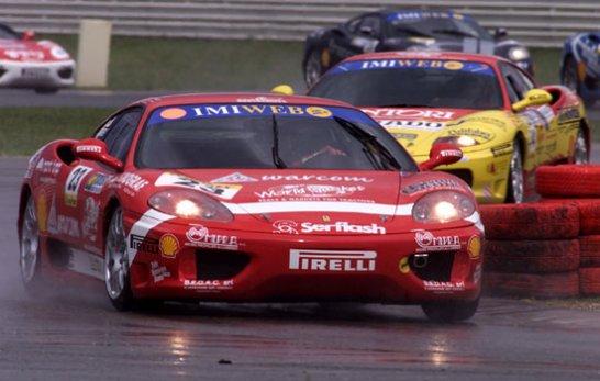 """""""Tutte le Ferrari a Misano"""" October 2002"""