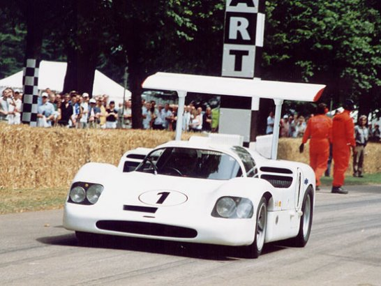 Goodwood Festival of Speed 2003 - Review