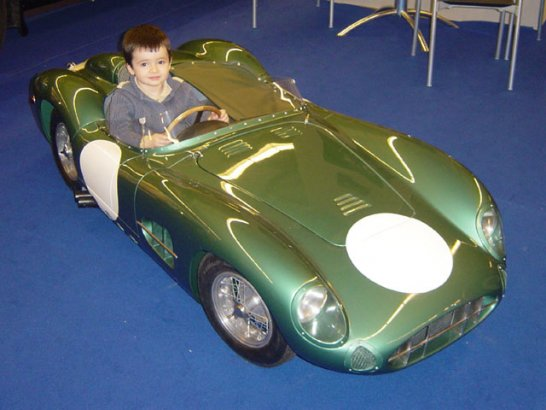 DBR1 back in production!