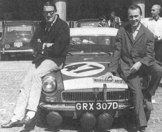 Driving the 'World's Longest Motor Race'