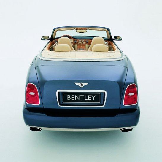 New Bentley Arnage Drophead Coupé