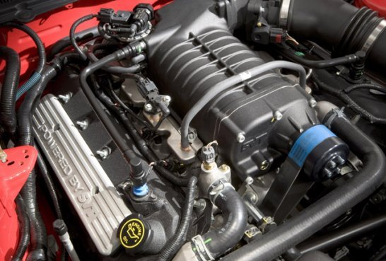 2005 Shelby Cobra GT500