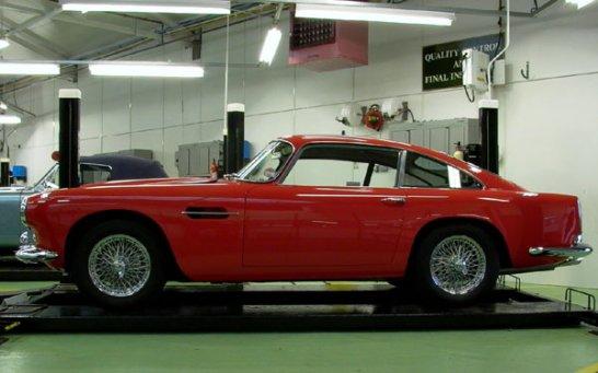 Bonhams Aston Martin Auktion 2005 - Rückblick