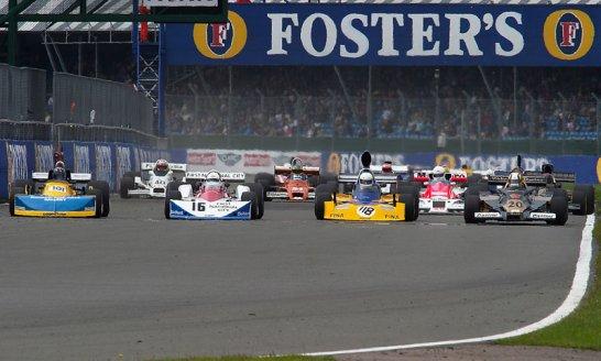 The Silverstone Classic  2005