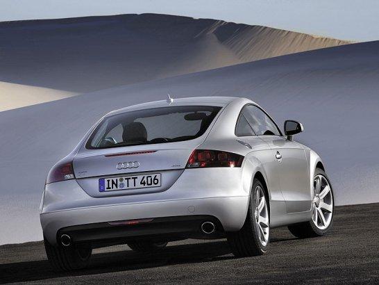 The new Audi TT Coupé