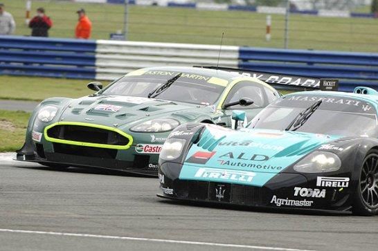 Silverstone Supercar Showdown